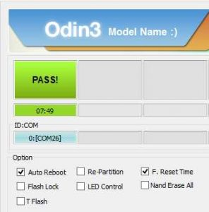 Samsung Galaxy Note 3 SM-N900W8 Flash File via Odin