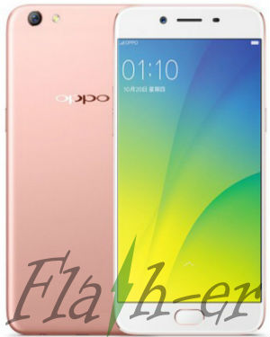Oppo A59S Flash File via SP Flash Tool