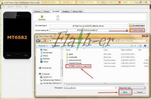 Evercoss U50A Firmware Download and Flash via SP Flash Tool