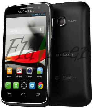 How To Flash Alcatel One Touch Evolve 5020T Firmware via SP Flash Tool