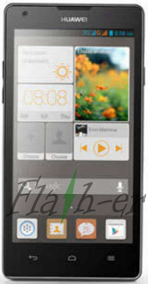 Huawei Ascend G700 U10 Firmware Download and Flash via Flash Tool