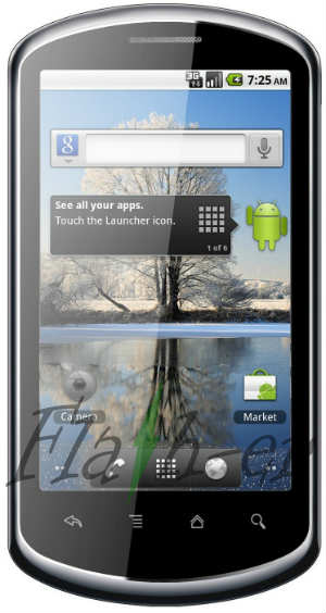 Huawei U8800 IDEOS X5 Firmware Download and Flash Without PC