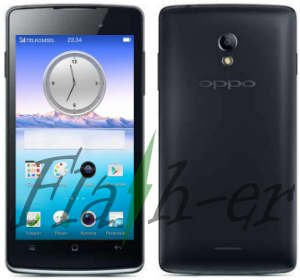 Oppo R1001 Firmware Download and Flash via SP Flash Tool