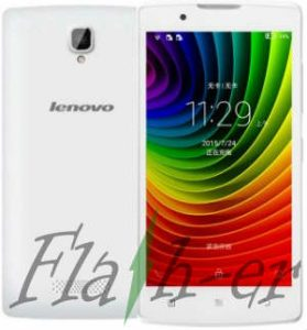 Lenovo A2580 Flash File Download via SP Flash Tool