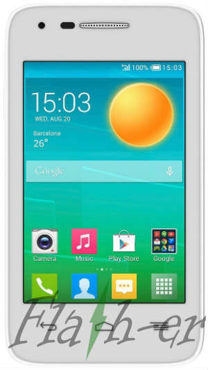 How To Flash Alcatel One Touch Pop D1 4018D Firmware File via SP Flash Tool